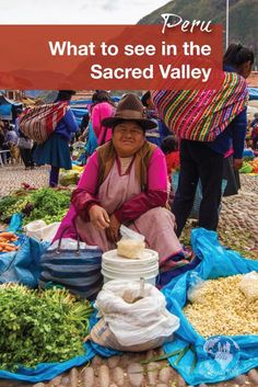 Travel Peru | A visit to the Sacred Valley towns should be included in your Peru itinerary. Pisac, Maras, Moray, Urubamba, and Ollantaytambo are some of the Inca towns we visited during our trip to Peru with kids. #Peru #SacredValley #Peruwithkids #FamilyTravel