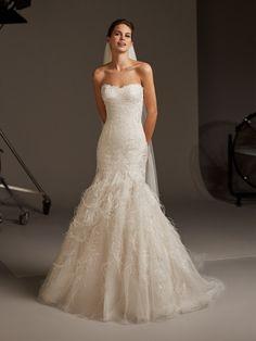 Pink Wedding Gowns, Designer Wedding Dresses, The Dress, Pink Dress, Trumpet Skirt, Mermaid Skirt, Occasion Wear, Gatsby, Studios