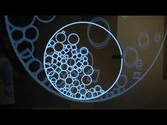 ▶ Interactive Digital Art - 'rotary tumble' - YouTube