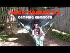 Shug's Review of the Amok Equipment Draumr 3.0 Hammock.