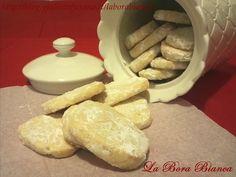 Biscotti al limone, ricetta senza uova