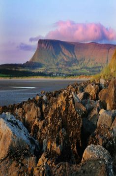 Sligo, capital of the Northwest region, is one of Ireland's largest towns.The ancient county is filled with over archaeological sites including the massive megalithic grave complex at Carrowkeel. Brave, Archaeological Site, Ireland Travel, Small Towns, Places To Travel, Backdrops, Tourism, Scenery, Explore