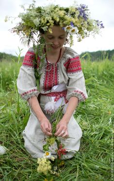 Preparing for the Kupala Festival in Belarus. Kupala Night, also known as Ivan Kupala Day (Feast of St. John the Baptist) is celebrated in Ukraine, Belarus, Baltic countries and Russia. The celebration relates to the summer solstice when nights are the shortest and includes a number of Slavic rituals.