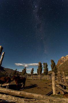 Estancia El Condor, Patagonia, Argentina