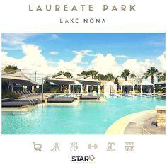 O Laureate Park é o tipo de condomínio onde os jardins e os parques o convidam para uma reflexão silenciosa, e até mesmo os cães têm seu próprio espaço. Os dias de semana são preenchidos por vizinhos que passeiam de bicicleta e, nos fins de semana, as crianças estão ocupadas com jogos na piscina ou no campo. Aqui, juntos, vamos criar uma casa que é um verdadeiro reflexo do seu estilo e suas paixões. Seja inspirado pela vitalidade de Orlando, sua comunidade pacífica ou sua ...