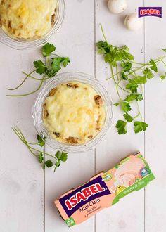 Pastel de Atún con puré de patata , No sabéis lo bueno que está el Pastel de atún con puré de patata y lo fácil que es de cocinar, una forma diferente de servir puré de patata, lo ...
