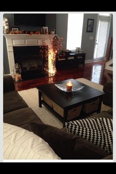 Townhome, Grey And White, Cozy Autumn Decor Part 83