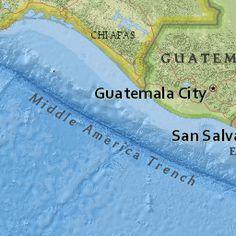 M4.2 - 36km SSW of Puerto San Jose, Guatemala