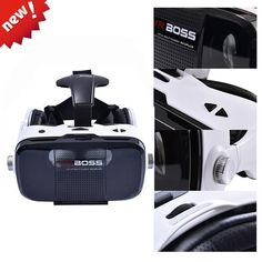 VR 3D Glasses Virtual Reality VR With Microphone and Headset http://cheap-drones-vr.myshopify.com/products/3d-glasses-virtual-reality-vr-with-microphone-and-headset?utm_campaign=crowdfire&utm_content=crowdfire&utm_medium=social&utm_source=pinterest