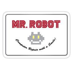 Mr Robot par MrBr8side