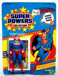 One of the best action figures EVER!!!  Super Powers Collection Superman