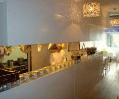 Restaurant Dekxels, Denneweg. Den Haag.
