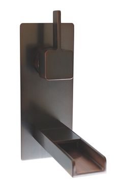 Waterfall Wall Mount Faucet -Variety of finishes
