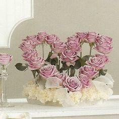 Heart Florist Foam