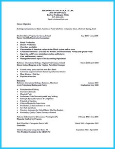 Seasonal Chef Cover Letter Resignation Letters Short Notice Health Economist  Sample Pastry Templates Apprentice Resume Creative And Instructor Accountant