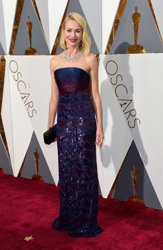 Naomi Watts at the Oscars - The Most Beautiful Gowns of 2016 - Photos