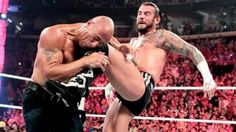 Why CM Punk Must Defeat The Rock @ Royal Rumble-12/5/12
