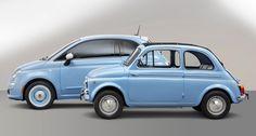 When retro goes (even more) retro: The Fiat 500 1957 Edition | Classic Driver Magazine