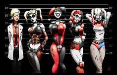 Joker y Harley Quinn: ambos estampados a un precio reducido
