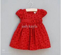 Baby-kleedje