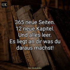 Wish those would see the good and not only the bad Wish those would see the good and not only the bad Learn German, Fortune Cookie, True Words, New Years Eve, Happy New Year, Lyrics, Life Quotes, Lettering, Humor