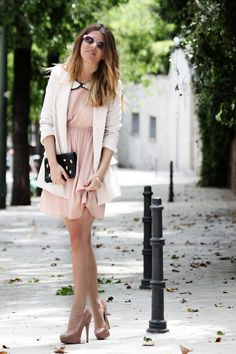 » .Collar nude Dress… Mi armario en ruinas