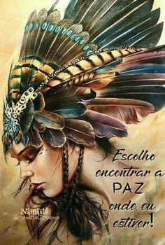 Native American Women, Native American Indians, Art Indien, Bel Art, Chicano Art, Native Art, Indian Art, Native Indian, Fantasy Art