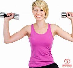 Chia sẽ 4 cách giảm mỡ tay nhanh chóng dành cho riêng cho các bạn nữ