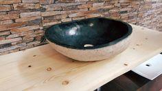 Lavabo da bagno in pietra naturale originale x-lab