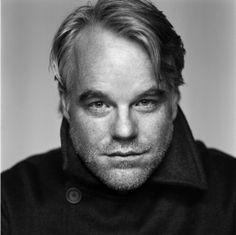 Philip Seymour Hoffman (Photographer: Brigitte Lacombe; 2005)