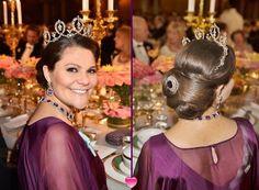 Resultado de imagem para princesa vitoria premio nobel 2012