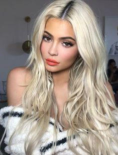 2020 Fashion Blonde Wigs For White Women 8G Hair Color Butter Blonde H - Wcwigs Blonde Wig, Blonde Balayage, Blonde Highlights, Ash Blonde, Blonde Color, Frontal Hairstyles, Wig Hairstyles, Hairstyle Ideas, Simple Hairstyles
