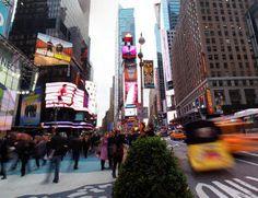 De escaparates por Nueva York.   George Homer, el mayor gurú de visual merchandising, nos muestra las ultimísimas tendencias en escaparatismo