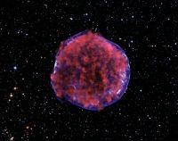 E' morta una stella, l'abbiamo saputo dopo 12 milioni di anni