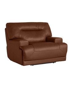 Ricardo Leather Reclining Sofa Power Recliner 88 Quot W X 44