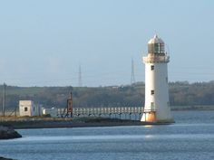 Tarbert Lighthouse - geograph.org.uk - 12631 - List of lighthouses in Ireland - Wikipedia, the free encyclopedia