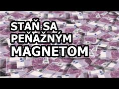 Staň sa peňažným magnetom s touto vedenou vizualizáciou - YouTube Living Room Interior, Interior Design Living Room, Karma, Design Trends, Spirituality, Good Things, Youtube, Blog, Psychology
