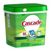 Cascade ActionPacs Dishwasher Detergent - <b>$13.99</b>