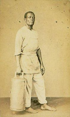 Escravo brasileiro 1865