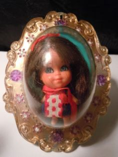 """I have this doll. I remember her name as """"Liz""""."""