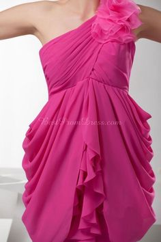 pink Dress fuscia
