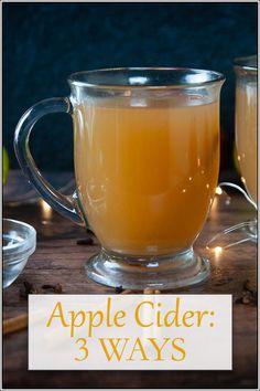 Instant Pot, Making Apple Cider, Mint Iced Tea, Crockpot, Beverages, Drinks, Cocktails, Homemade Apple Cider, Granny Smith