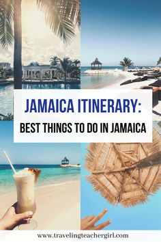 Jamaica Itinerary: Best Things To Do In Jamaica