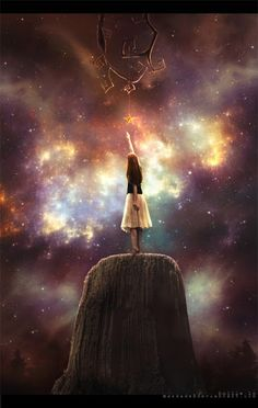 When you love the light you will find your path, when you love the dark, you will find the stars, develop a deep appreciation and love of both, and you will find yourself.  - Jasmeine Moonsong