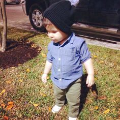 Toddler boy fall outfit. #babygap #polo #converse #fashionkids