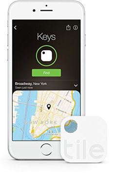 Tile (Gen 2) - Phone Finder. Key Finder. Item Finder - 4 Pack - Save 30% for Juan or Alex