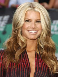 I wana do this...blonde to brown Ombre