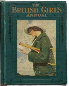 1917  The British Girls Annual