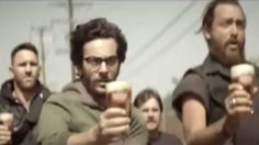 Carlton Draught Beer Commercial (2012): The Car Chase Without a Car #funnyadvertisement #AustralianComedy