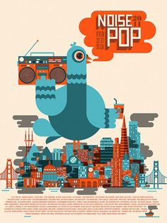Illustrations by Richard Perez - Design daily news